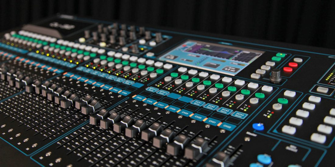 Allen & Heath QU Series Digital Console