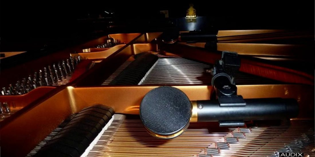 Audix SCX-25 Piano Micing System
