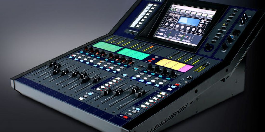 Allen & Heath iLive R72 Compact Control Surface